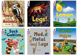 Cover-Bild zu Oxford Reading Tree inFact: Oxford Level 1+: Class Pack of 36 von Hawes, Alison