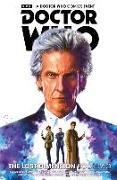 Cover-Bild zu Doctor Who: The Lost Dimension Book Two von Abadzis, Nick