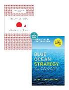 """Cover-Bild zu Kim, W. Chan: Blue Ocean Strategy with Harvard Business Review Classic Article """"Red Ocean Traps"""" (2 Books) (eBook)"""