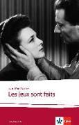 Cover-Bild zu Les jeux sont faits von Sartre, Jean-Paul