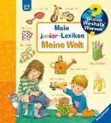 Cover-Bild zu Nahrgang, Frauke: Mein junior-Lexikon: Meine Welt