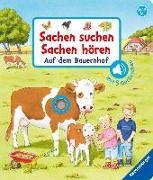 Cover-Bild zu Nahrgang, Frauke: Sachen suchen, Sachen hören: Auf dem Bauernhof
