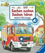 Cover-Bild zu Nahrgang, Frauke: Sachen suchen, Sachen hören: Meine Fahrzeuge