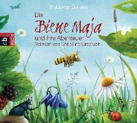 Cover-Bild zu Nahrgang, Frauke: Die Biene Maja und ihre Abenteuer (Audio Download)