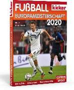 Cover-Bild zu Fußball-Europameisterschaft 2020 von Kicker (Hrsg.)