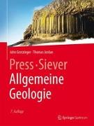 Cover-Bild zu Press/Siever Allgemeine Geologie von Grotzinger, John