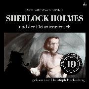 Cover-Bild zu Sherlock Holmes und der Elefantenmensch (Audio Download) von Doyle, Arthur Conan