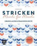 Cover-Bild zu Stricken - Masche für Masche - Die erweiterte Neuausgabe von Nöldeke, Marisa