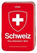 Cover-Bild zu Pocket Quiz Schweiz Sonderedition von Sigg, Stephan
