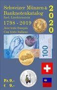 Cover-Bild zu Schweizer Münzen- und Banknotenkatalog 2020