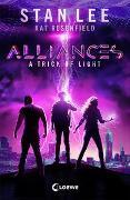 Cover-Bild zu Stan Lee's Alliances - A Trick of Light von Lee, Stan