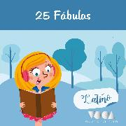 Cover-Bild zu 25 Fábulas (Audio Download) von Esopo