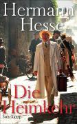 Cover-Bild zu Hesse, Hermann: Die Heimkehr