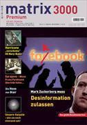 Cover-Bild zu Bludorf, Franz: facebook. Mark Zuckerberg muss Desinformation zulassen