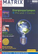 Cover-Bild zu Energiesparlampen Pro und Contra