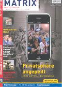 Cover-Bild zu Privatsphäre angepeilt