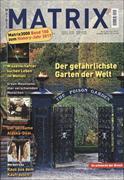 Cover-Bild zu Bludorf, Franz (Chefred.): Der gefährlichste Garten der Welt - The Poison Garden