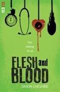 Cover-Bild zu Flesh and Blood von Cheshire, Simon