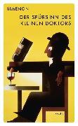 Cover-Bild zu Der Spürsinn des kleinen Doktors (eBook) von Simenon, Georges