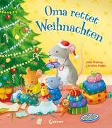 Cover-Bild zu Oma rettet Weihnachten von Hubery, Julia