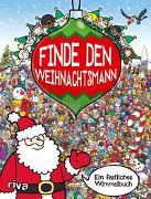 Cover-Bild zu Finde den Weihnachtsmann von Whelon, Chuck (Illustr.)