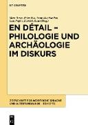 Cover-Bild zu Popko, Lutz (Hrsg.): En détail - Philologie und Archäologie im Diskurs (eBook)