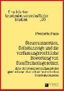 Cover-Bild zu Raue, Frederic: Steueramnestien, Selbstanzeige und die verfassungsrechtliche Bewertung von Straffreiheitsgesetzen (eBook)