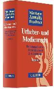 Cover-Bild zu Raue, Peter (Hrsg.): Münchener Anwaltshandbuch Urheber- und Medienrecht