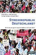 Cover-Bild zu Thiel, Marcel: Streikrepublik Deutschland?
