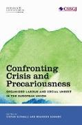 Cover-Bild zu Schmalz, Stefan (Hrsg.): Confronting Crisis and Precariousness (eBook)