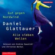 Cover-Bild zu Gut gegen Nordwind und Alle sieben Wellen von Glattauer, Daniel