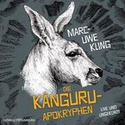 Cover-Bild zu Die Känguru-Apokryphen von Kling, Marc-Uwe