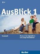 Cover-Bild zu AusBlick 1 Brückenkurs. Kursbuch von Fischer-Mitziviris, Anni