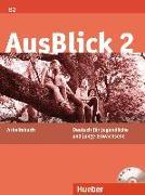 Cover-Bild zu AusBlick 02. Arbeitsbuch mit eingelegter Audio-CD von Fischer-Mitziviris, Anni