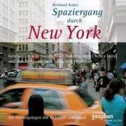 Cover-Bild zu Spaziergang durch New York. CD von Kober, Reinhard