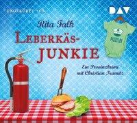 Cover-Bild zu Leberkäsjunkie von Falk, Rita