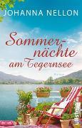 Cover-Bild zu Sommernächte am Tegernsee von Nellon, Johanna