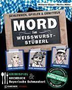 Cover-Bild zu Mord im Weißwurststüberl von Küpper, Michaela