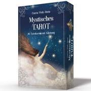 Cover-Bild zu Mystisches Tarot von Welz-Stein, Catrin