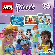 Cover-Bild zu LEGO Friends: Folgen 48-50: Die Seele des Meeres (Audio Download) von Pappert, Christine (Gelesen)