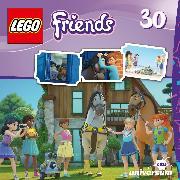 Cover-Bild zu LEGO Friends: Folgen 51-53: Nachts im Leuchtturm (Audio Download) von Pappert, Christine (Gelesen)