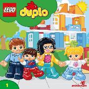 Cover-Bild zu LEGO Duplo Folgen 1-4: Ein neues Zuhause (Audio Download) von Weis, Peter (Gelesen)
