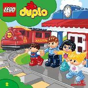Cover-Bild zu LEGO Duplo Folgen 5-8: Ausflug in die Stadt (Audio Download) von Weis, Peter (Gelesen)