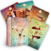 Cover-Bild zu The Spirit Animal Oracle von Baron-Reid, Colette