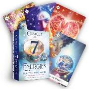 Cover-Bild zu Oracle of the 7 Energies von Baron-Reid, Colette