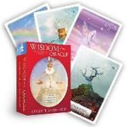 Cover-Bild zu Wisdom of the Oracle Divination Cards von Baron-Reid, Colette