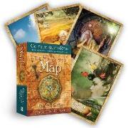 Cover-Bild zu The Enchanted Map Oracle Cards von Baron-Reid, Colette