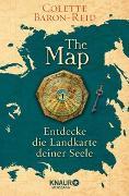 Cover-Bild zu The Map - Entdecke die Landkarte deiner Seele von Baron-Reid, Colette
