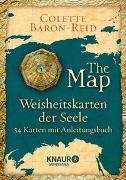Cover-Bild zu Weisheitskarten der Seele - The Map von Baron-Reid, Colette