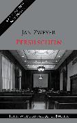 Cover-Bild zu Persilschein (eBook) von Zweyer, Jan